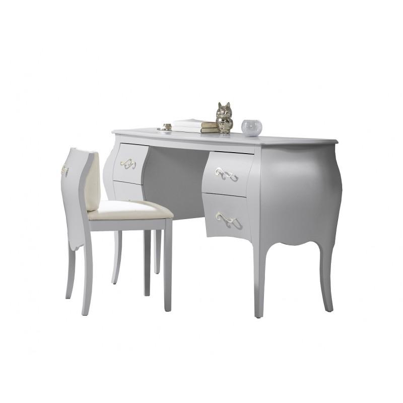 Natart - Alexa - Pupitre avec chaise