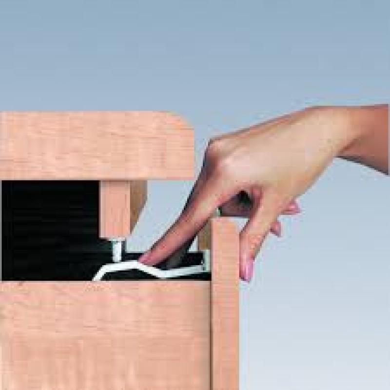 Safety 1st - Serrures doubles pour armoire et tiroirs à l'épreuve des enfants