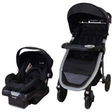 Safety 1st - Stryde Travel System - Carbon Black
