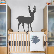 AD-Zif - Wall Decals - Deer