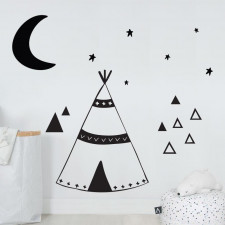 AD-Zif - Wall Decals - Big Tipi