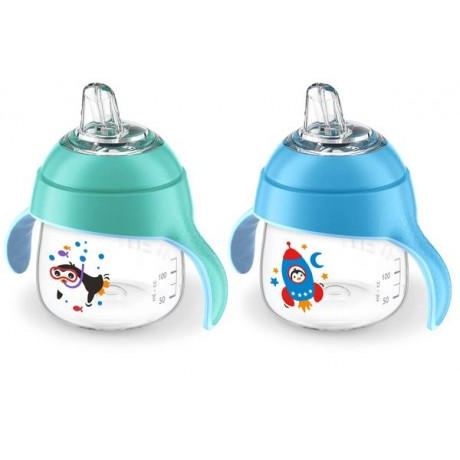 Avent - My Little Sippy Cup 7 oz - 2pk