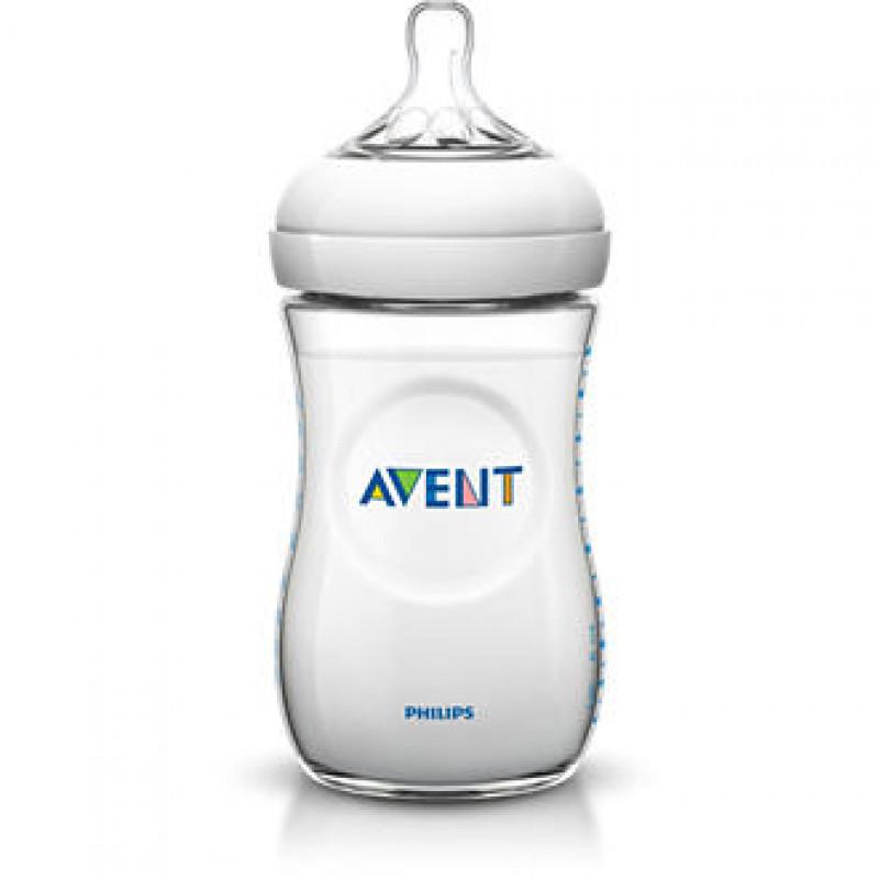 Avent - Natural Baby Bottle 9oz