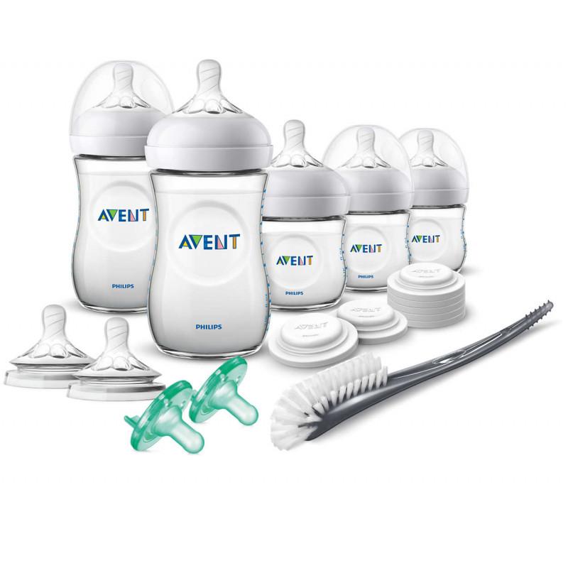 Avent - Natural - Newborn Starter Gift Set