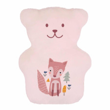 Béké Bobo - Therapeutic Bear - Pink Fox