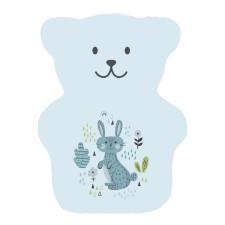 Béké Bobo - Therapeutic Bear - Blue Bunny