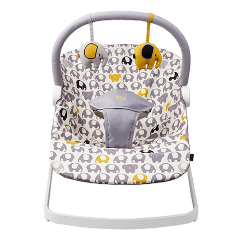 Bababing- Float Baby Bouncer - Nellie Elephant