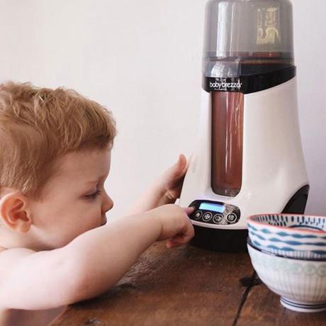 Baby Brezza - Bottle Warmer w/ Bluetooth
