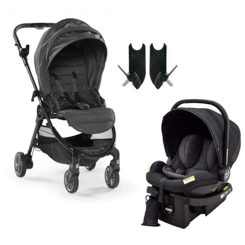 Baby Jogger - Travel System - City Tour Lux + City Go