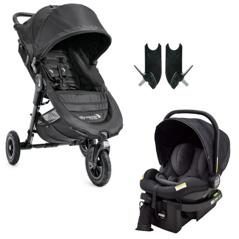 Baby Jogger - City Mini GT Travel System
