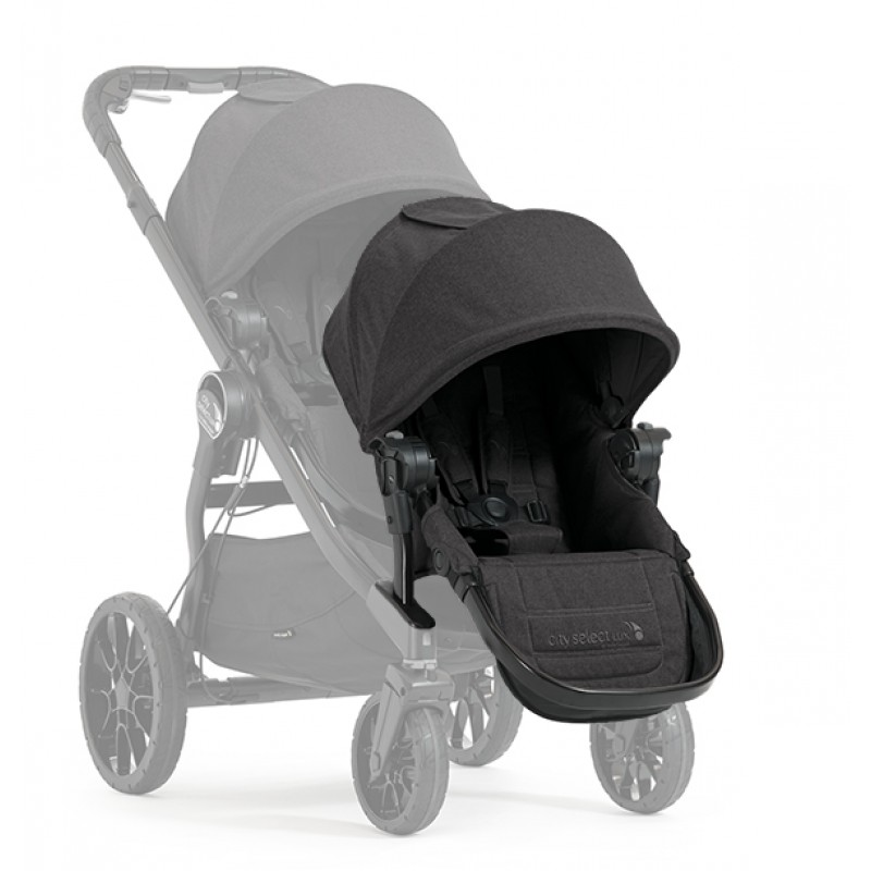 Baby Jogger - City Select Second Seat - Black Frame