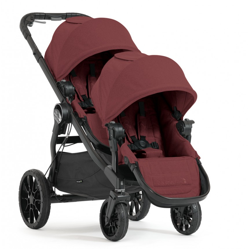 Baby Jogger - City Select Lux Stroller + Second Seat - Port