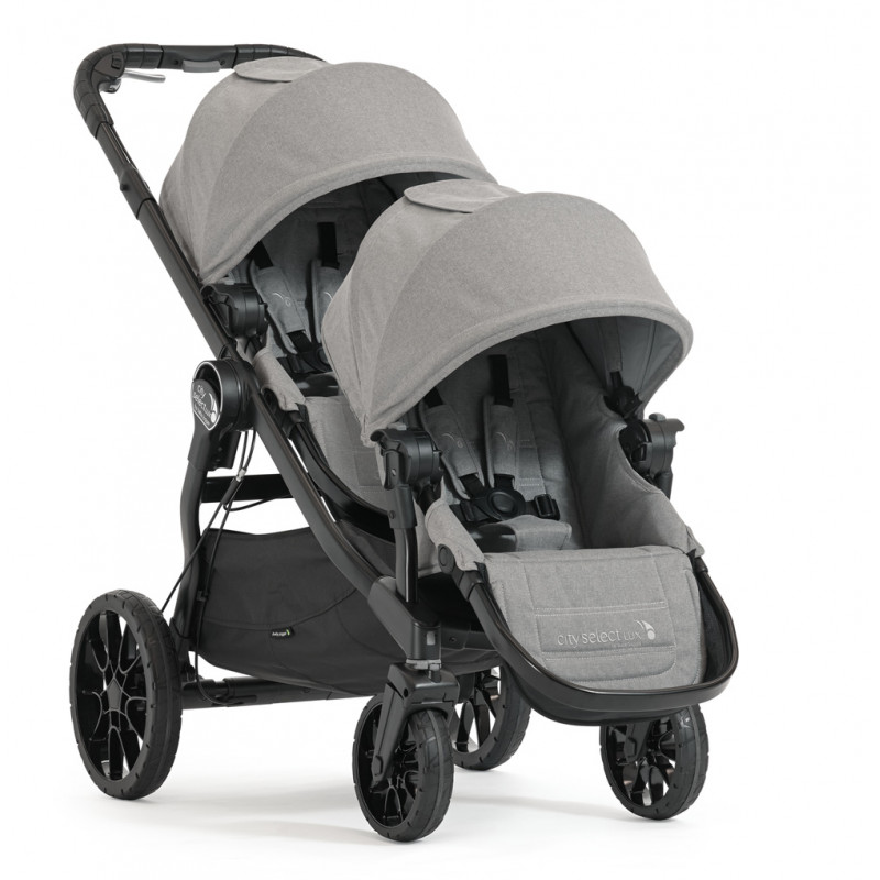 Baby Jogger - City Select Lux Stroller + Second Seat