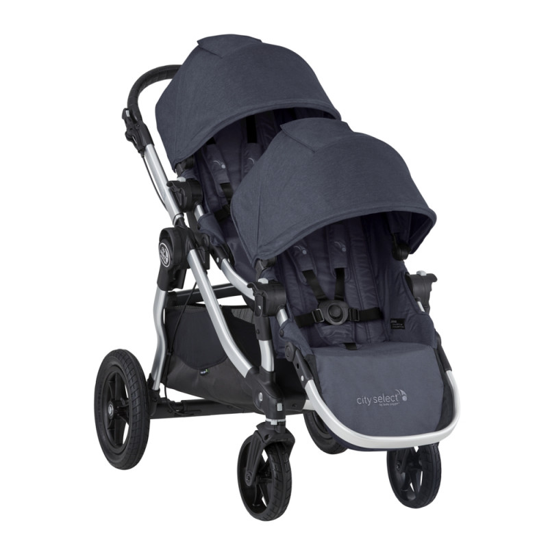 Baby Jogger - City Select Stroller + Second Seat