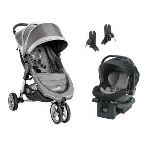 Baby Jogger - Système de voyage City Mini 3W
