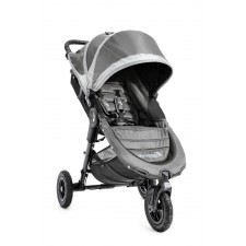 Baby Jogger - City Mini GT Stroller  - Grey Steel