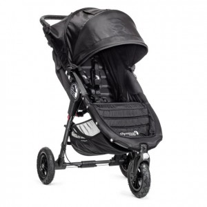 Baby Jogger - City Mini GT Stroller  - Black