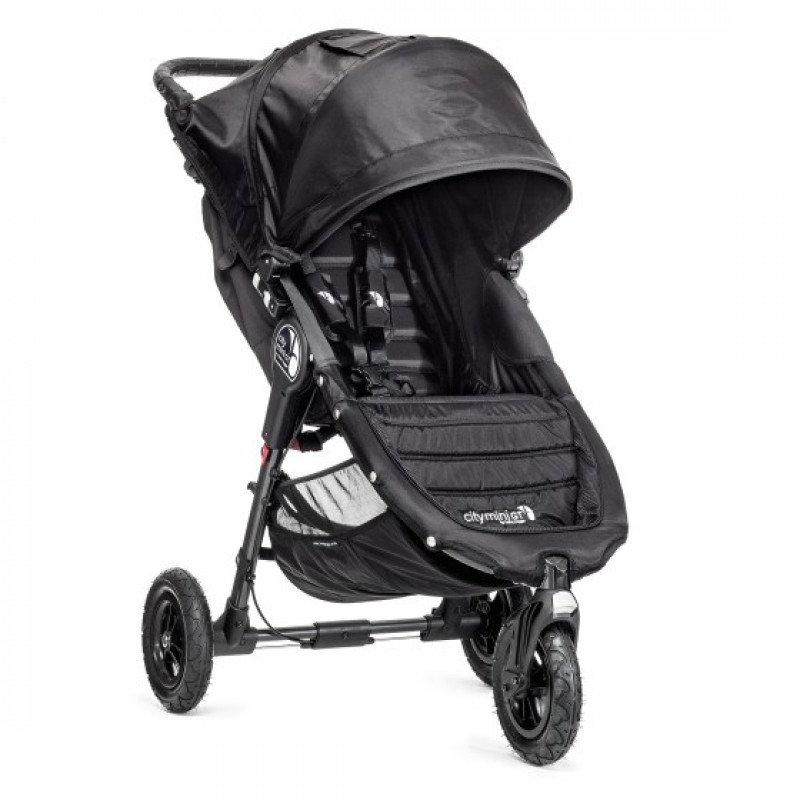 Baby Jogger - City Mini GT Stroller  - Black