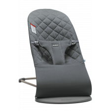 BabyBjorn - Bouncer Bliss - Antracite Cotton
