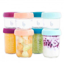 BabyMoov - Babybols Glass Storage Containers