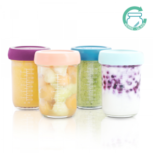BabyMoov - BabyBols - Hermetic Glass Storage Container