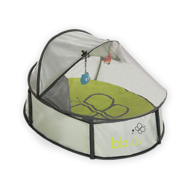 Bblüv - Nido Mini - 2 in 1 Travel Bed & Play Tent