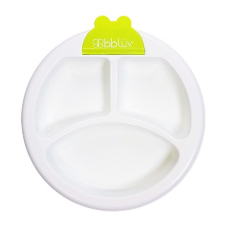 Bblüv - Platö - Warm feeding Plate for baby