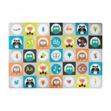Bblüv - Mülti - Reversible Playmat - Tiles