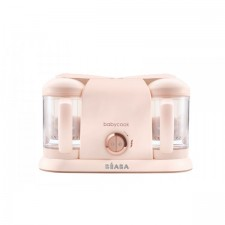 Beaba - Babycook Plus - Rose Gold