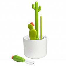 Boon - Cacti Bottle Cleaning Brush Set