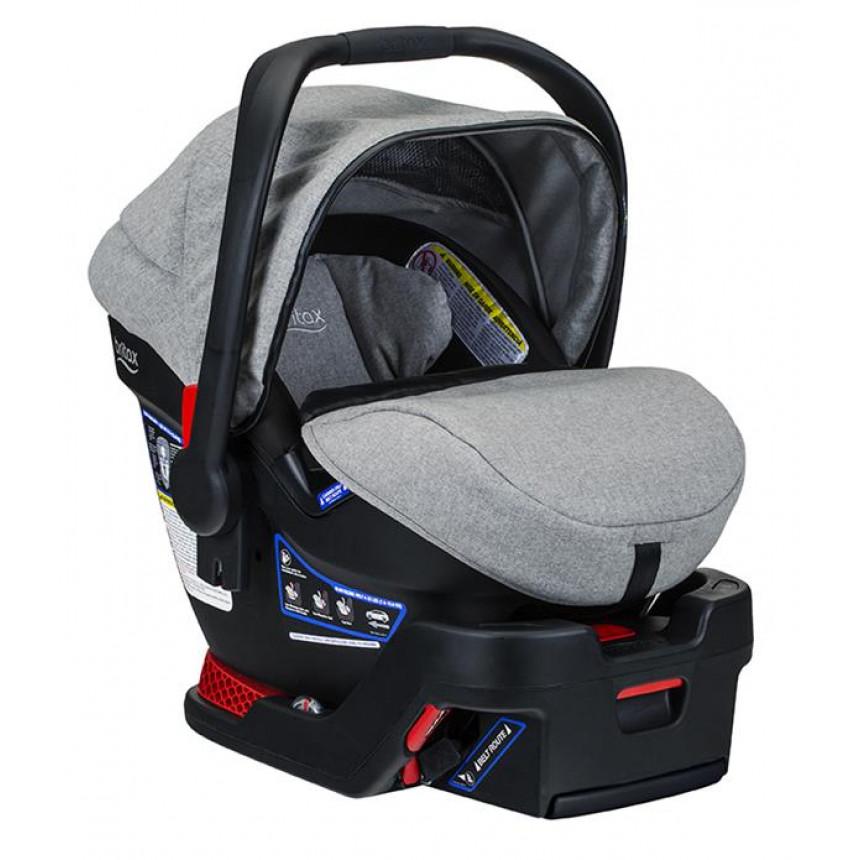 Britax - B-Safe 35 Ultra Infant Car Seat - Nanotex