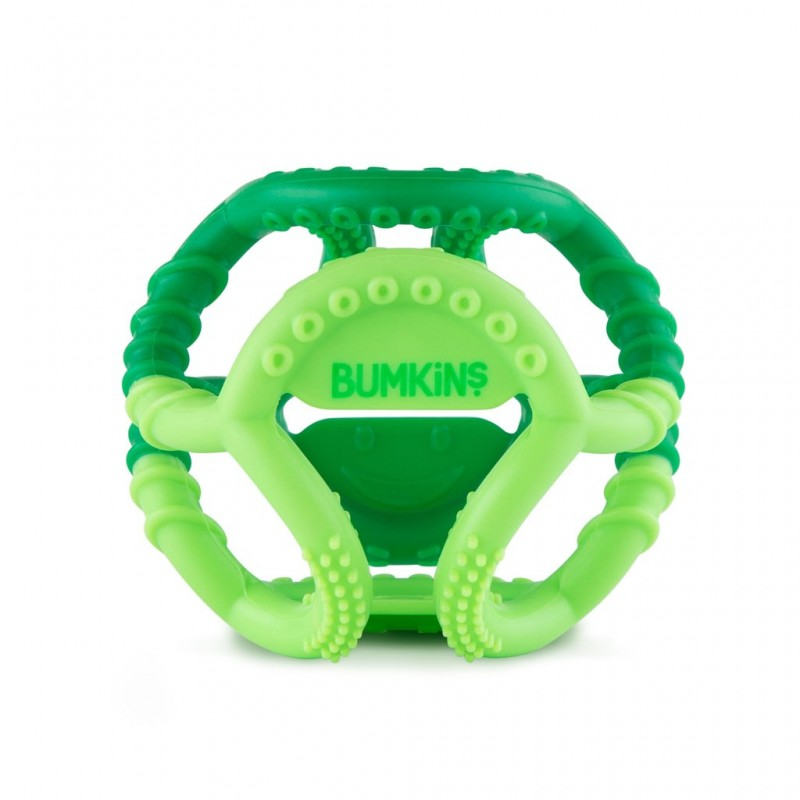 Bumkins - Slicone Sensory Teether
