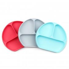 Bumkins - Silicone Grip Dish