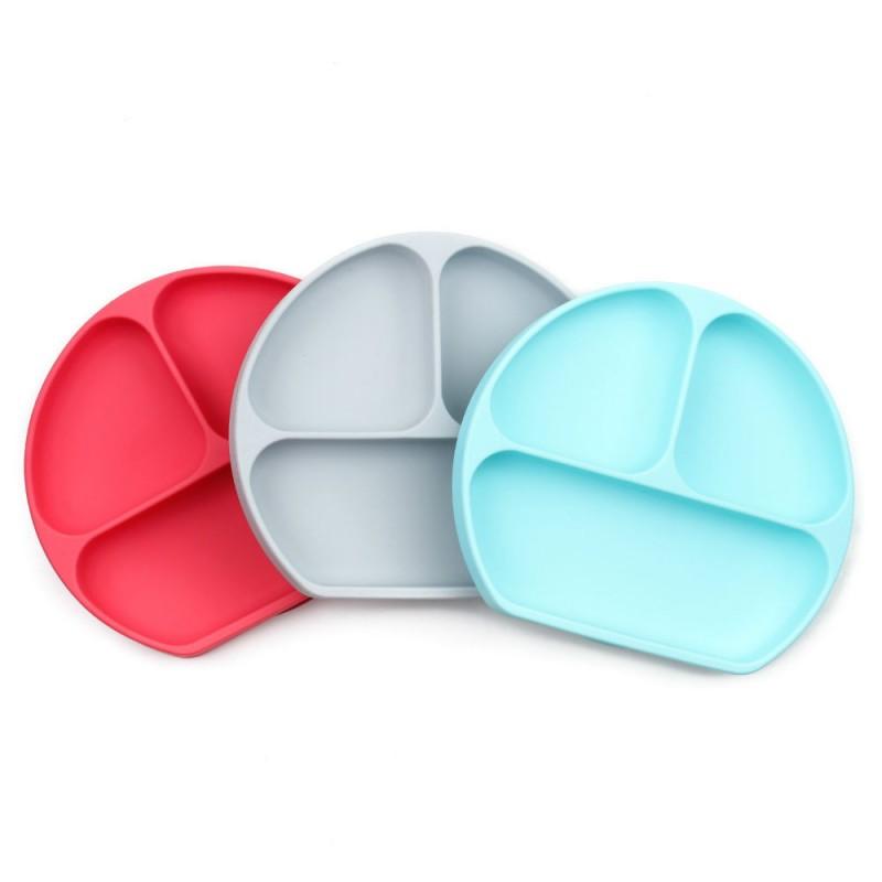 Bumkins - Plat en silicone