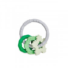 Bumkins - Silicone Teething Charms - Green
