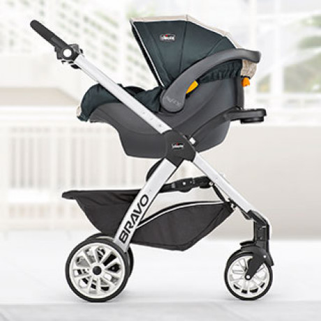 Chicco - Travel System Bravo KeyFit  30