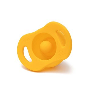 Doddle & Co. - Pop Pacifier - Chin Up Buttercup