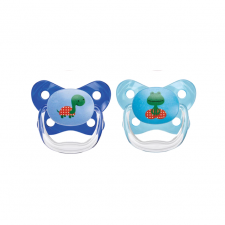 Dr. Brown's - PreVent Contour Pacifier 12M+