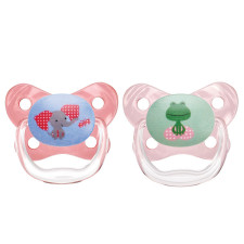 Dr. Brown's - PreVent Contour Pacifier 6-12M