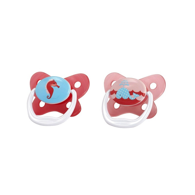 Dr. Brown's - PreVent Countured Pacifier 0-6 Months