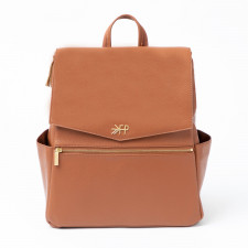 Freshly Picked - Classic Diaper Bag - Cognac