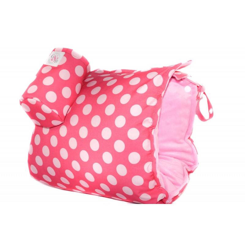 GB Maternité - Manchon d'allaitement multifonctionnel - Pinkysh Dots