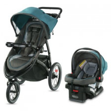 Graco - Travel System - FastAction Jogger LX - Seaton