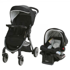 Graco - FastAction Fold 2.0 Travel System - Mullaly