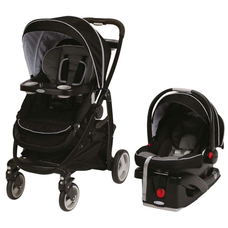 Graco - Modes Click Connect Travel System - Onyx