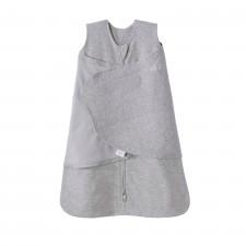 Halo - Sleepsack Swaddle Cotton 1.5T - Heather Grey