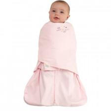Halo - Sleepsack Swaddle Cotton 1.5T - Pink