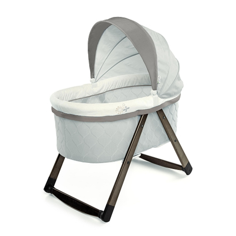 Ingenuity - FoldAway Rocking Wood Bassinet