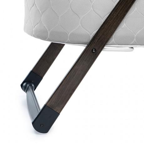 Ingenuity - Bassinette en bois FoldAway - Carrington