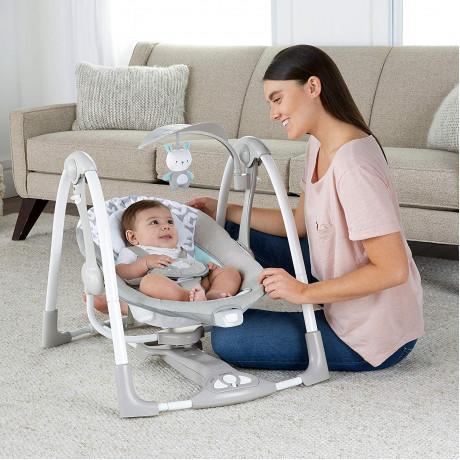 Ingenuity - ConvertMe Swing-2-Seat - Raylan